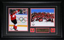 Sidney Crosby 2014 Team Canada Sochi Gold Medal 2 photo frame