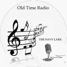 Old Time Radio Shows -The Navy Lark  60+ Episodes -  Free  P+P