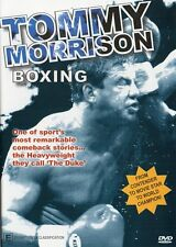 TOMMY MORRISON STORY BOXING DVD - ON SPECIAL