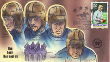 "BEVIL HP NOTRE DAME FOOTBALL ""THE FOUR HORSEMEN"" KNUTE ROCKNE Sc 2376"