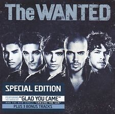 THE WANTED The EP CD - New - Special Edition + 3 Bonus tracks