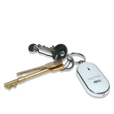 ThumbsUp! Whistle Key Finder Keychain Flash Beep LED Torch Lost