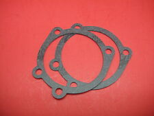 CARBURETOR TO AIR CLEANER GASKETS FITS ALL HARLEY CV40 MM & CV44 MM CARBS NEW!!!