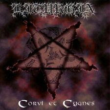 "Liturgia ""Corvi Et Cygnes"" CD [AT THE GATES, COLOMBIA MELODIC DEATH METAL]"