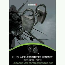 Gioteck EX-04 Wireless Stereo Headset For Xbox 360