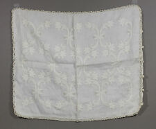 Victorian Embroidery Cushion Cover Pillow cover