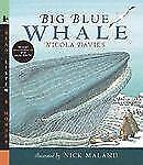 Big Blue Whale with Audio: Read, Listen & Wonder, Davies, Nicola