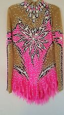 Rhythmic Gymnastic Leotard size 10-12 Pre-Owned