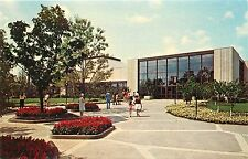 HERSHEY'S CHOCOLATE WORLD HERSHEY PA FOODS CORP. VISITOR CENTER POSTCARD 1970s