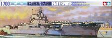 Tamiya 77514 1/700 Scale Model Kit US Aircraft Carrier USS Enterprise CV-6 Big E