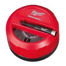 4932352604 Milwaukee SHOCKWAVE IMPACT DRIVER Puck Set 15 Pezzi Nuovo di Zecca