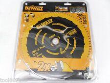 """DeWalt DT1043-QZ 12"""" x 80 Tooth Extreme Circular Saw Blade 1"""" Arbor"""