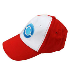 Pokemon Go Ash Ketchum Adjustable Baseball Caps Cosplay Snapbacks Sun Visor Hats