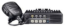 ICOM IC-F121S 50 Watts VHF Commercial Mobile 2-Way Radio USED CONDITION