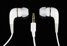 3.5mm Eearbud Earphone Mobile Phone Headset For MP3 MP4 Tablet PC Laptop White
