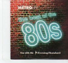 (FR50) Evening Standard presents The Best Of The 80's, 10 tracks - 2003 CD
