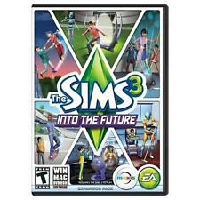 The Sims 3 Into the Future for PC and MAC Brand New Factory Sealed Free Fast S/H