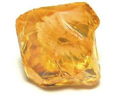 Beautiful,Intense Orange Citrine Facet Rough!