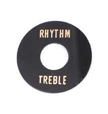 Rhythm / Treble Ring Black for Gibson Les Paul / SG