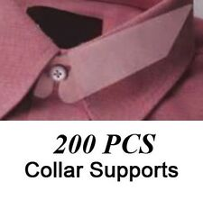 Collar Supports for Men's Shirts, Ladies' Blouses, Jackets etc. support Collars