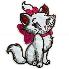 The Aristocats Skateboard Embroidered Sew On Iron On Patch Badge Fabric Applique