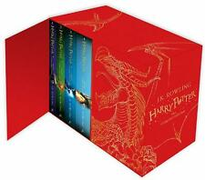 HARRY POTTER SPECIAL EDITION GIFT BOX SET ~ BRITISH HC ~ ALL 7 NEW ~ BLOOMSBURY