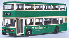 34904 EFE Leyland Olympian Double Deck Coach Bus Southern Vectis 1:76 Diecast