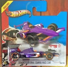 HotWheels Cars (2013) 2011 IndyCar Oval Course Race Car 1:64 NEW