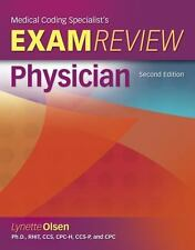 Medical Coding Specialists's Exam Review-Physician (Test Preparation)
