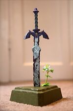 THE LEGEND OF ZELDA: BREATH OF THE WILD MASTER SWORD OF RESURRECTION STATUE NEW
