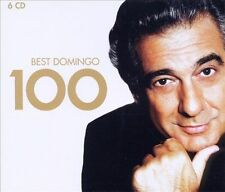 Best Placido Domingo 100, New Music