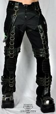 Cryoflesh Biohazard Decay Cyber Goth Punk Rave Industrial Tactical EBM EMO Pants
