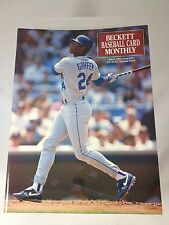 Beckett Baseball Card Monthly #72 Ken Griffey Jr. March 1991