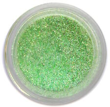 NEW! Disco BABY GREEN Glitter Dust 5g Cake Decorating Fondant Gum Paste USA Made