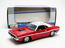 MAISTO 1/24 DODGE Challenger RT Coupe - 1970 31263R