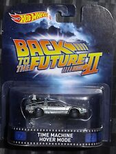 2015 HOTWHEELS - Retro entertainment H - BACK TO THE FUTURE 2 Hover Mode