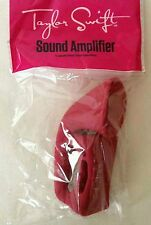 Taylor Swift Red Sound Amplifier iPhone 4 4s 5 5s NIP BRAND NEW  FACTORY SEALED