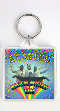 BEATLES MAGICAL MYSTERY TOUR 1967 EP COVER KEYRING LLAVERO