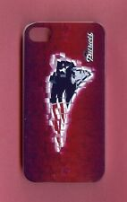 NEW ENGLAND PATRIOTS 1 Piece Matte Case / Cover iPhone 4 / 4S (Design 17)