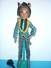"Monster High ""Sweet 1600"" Clawd Wolf Male Doll inc Stand, Brush & Sunnies"