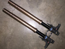 SUZUKI GSXR1000 FRONT FORKS TUNED BY PPS SUSPENSION 05 06 2005 2006 GSXR 1000