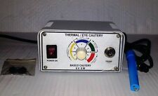 Mini Electrical Cautery Eye Cautery Thermal Cautery Minor Surgical conditions..