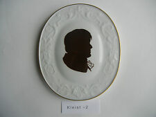 Meissen Plaque Heinrich de Kleist (mon Numéro d'article 2)