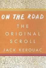 On the Road: The Original Scroll by Jack Kerouac Hardcover Book (English)