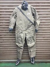 RAF SURPLUS OG BEAUFORT COVERALL AIRCREW IMMERSION SUIT MK10 SIZE 6, DRYSUIT 1