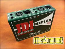 JDI DUPLEX Radial 2 Channel STEREO DIRECT BOX: FREE FAST SAME DAY SHIP! *used*