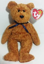 "TY Beanie Babies ""FUZZ"" the Teddy Bear - MWMTs! CHECK OUT MY BEANIES & SAVE $$$"