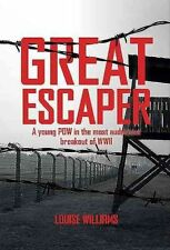 Great Escaper: The True Story of John 'Willy' Williams-ExLibrary