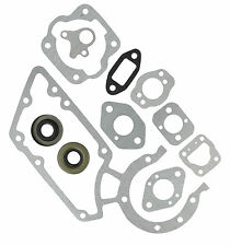 Gasket Set Kit & Oil Seals Fits STIHL TS350 TS360 08S