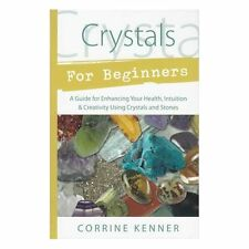 Crystals for Beginners ~ Wiccan Pagan Metaphysical Book Supply